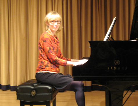 American Music From The Piano
